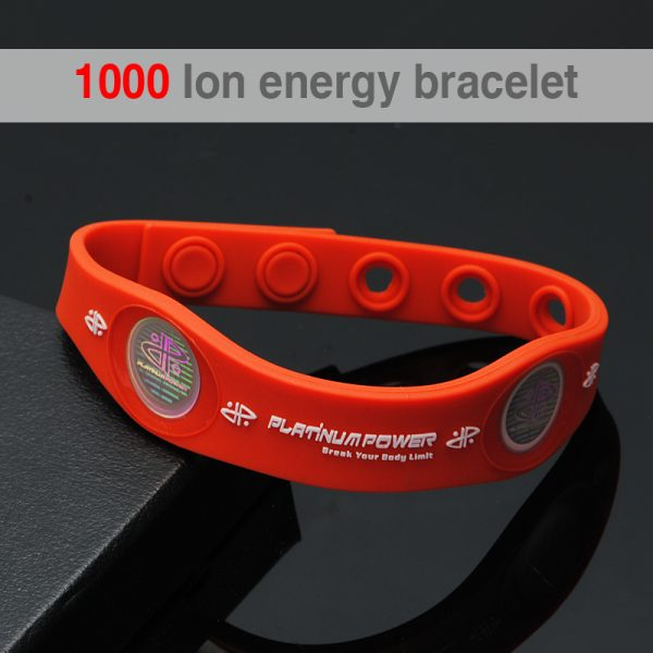 Adjustable power balance bracelet (2)
