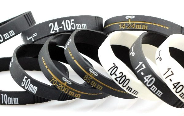Camera Lens silicone wristband (4)