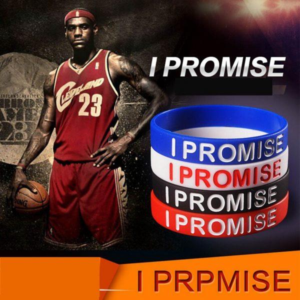 I PROMISE Silicone Bracelets (2)