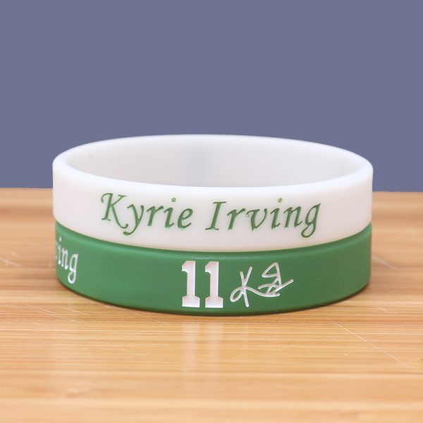 Kyrie Irving Silicone Wristbands (2)