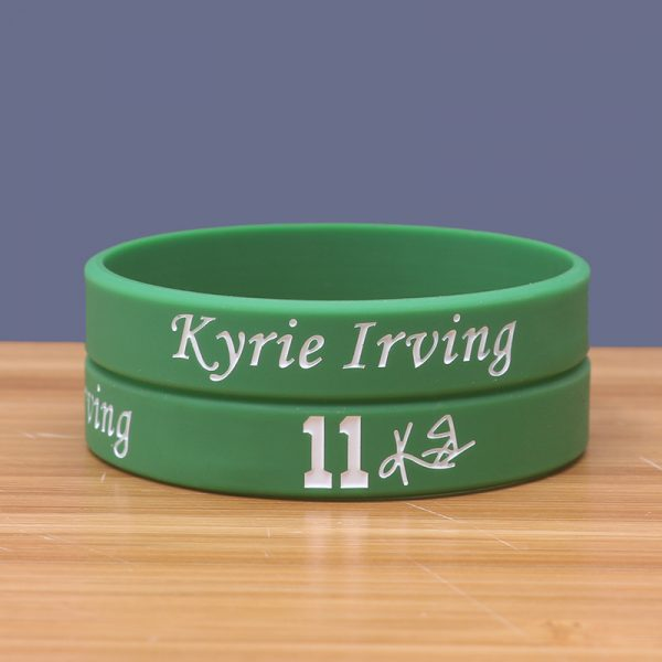 Kyrie Irving Silicone Wristbands (3)