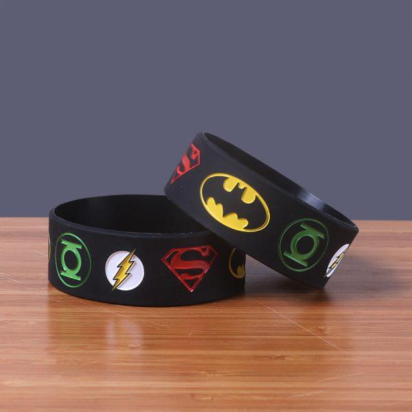 Superman silicone wristband (3)