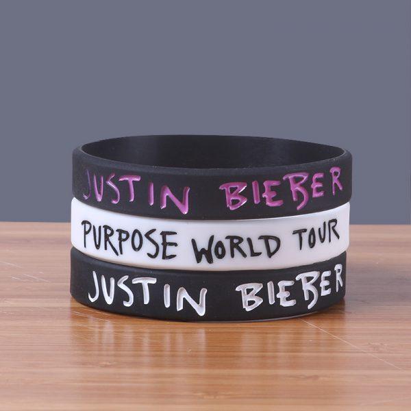 Justin Bieber Wristbands (2)