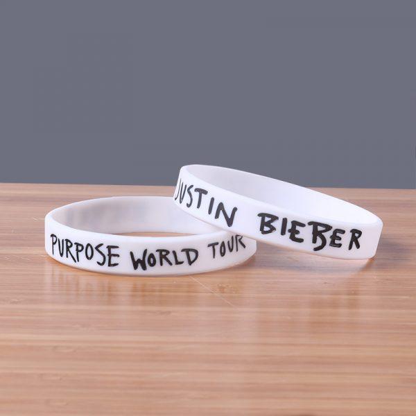 Justin Bieber Wristbands (3)