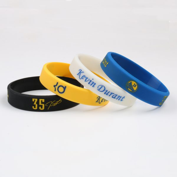 Kevin Durant Silicone Wristbands (2)