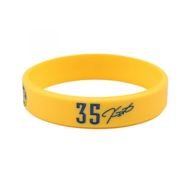 Kevin Durant Silicone Wristbands (5)