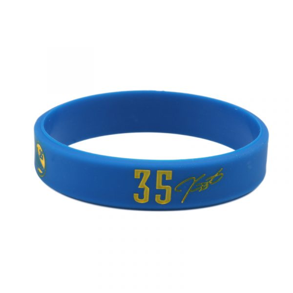 Kevin Durant Silicone Wristbands (6)