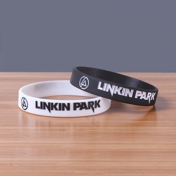Linkin Park Silicone Wristband (2)