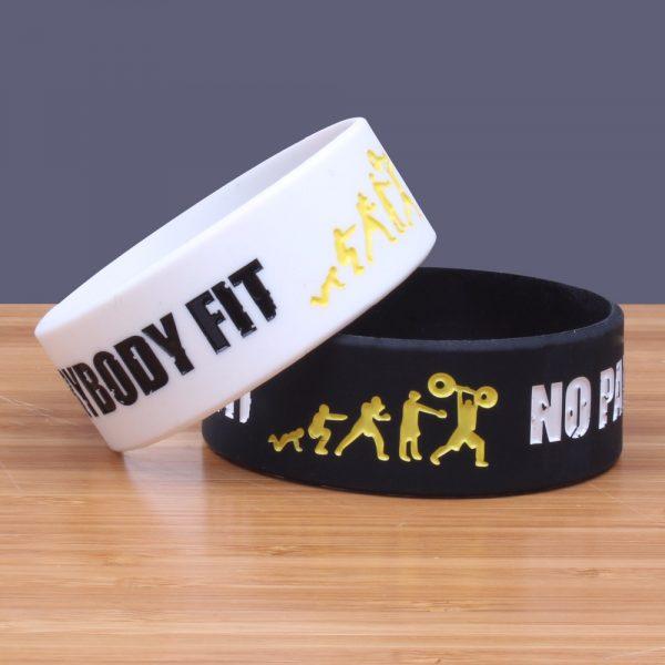 No Pain No Gain wristband (1)