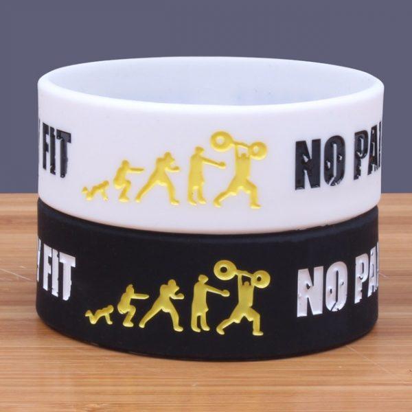 No Pain No Gain wristband (2)
