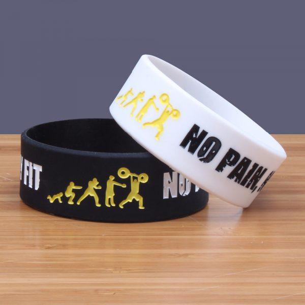 No Pain No Gain wristband (5)