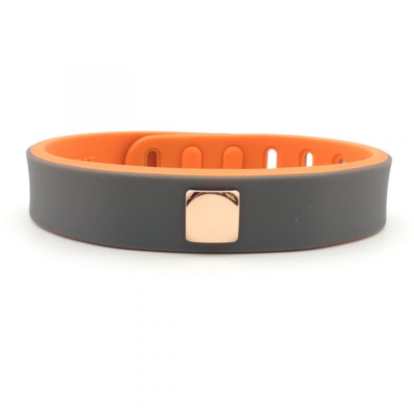 Two color silicone ion bracelet (5)