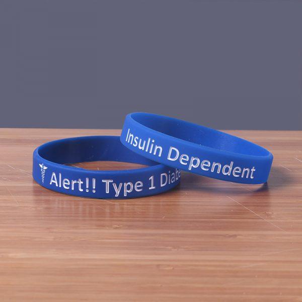 Type 1 Diabetes wristband (1)