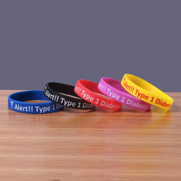 Type 1 Diabetes wristband (3)