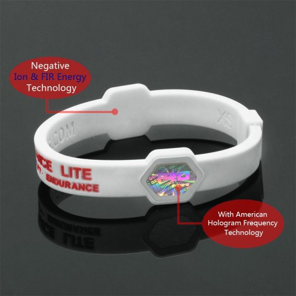 Power Hologram Bracelets (5)