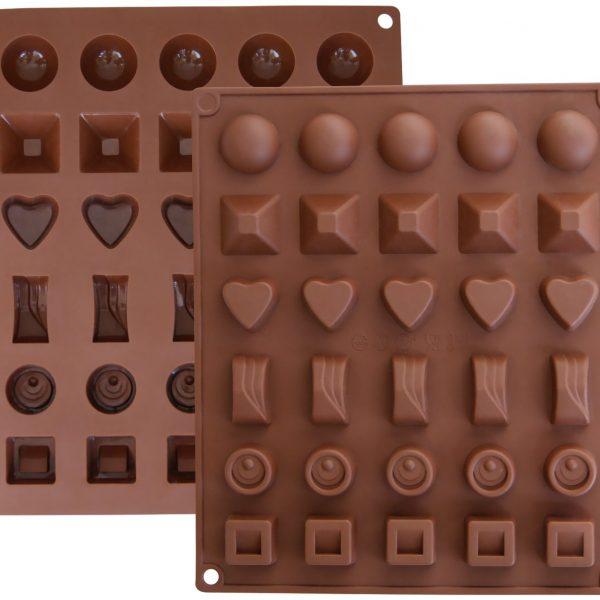 30 Cavity chocolate mold (1)