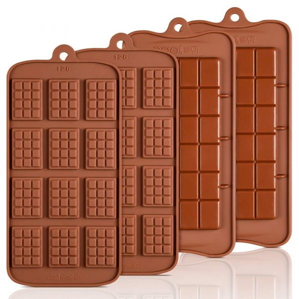 Break Apart Chocolate Molds