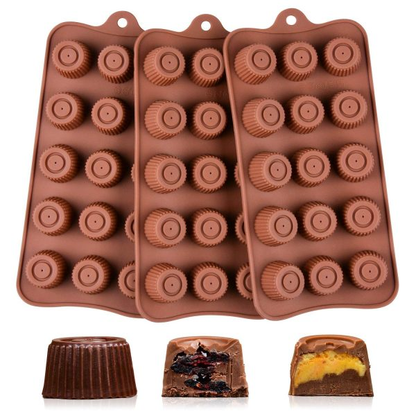 Chocolate Molds Silicone (5)