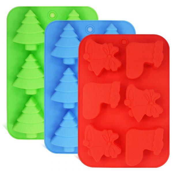 Christmas baking molds (4)