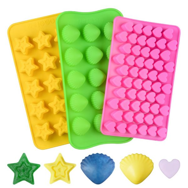 Gummy Molds Silicone (5)