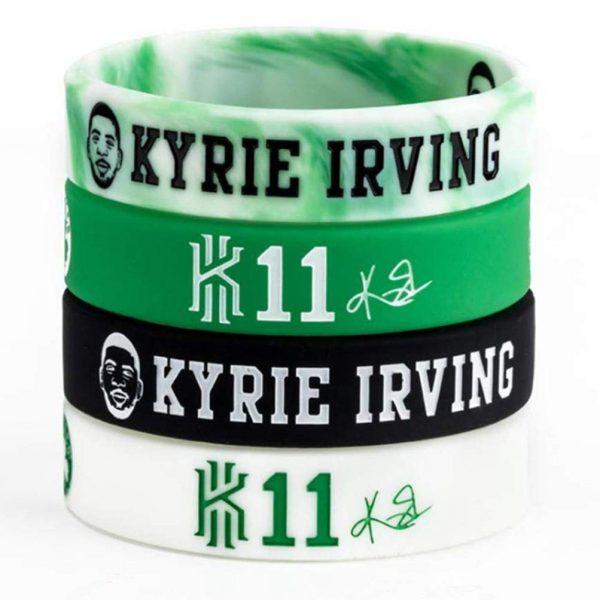 Kyrie Irving silicon wristband (2)