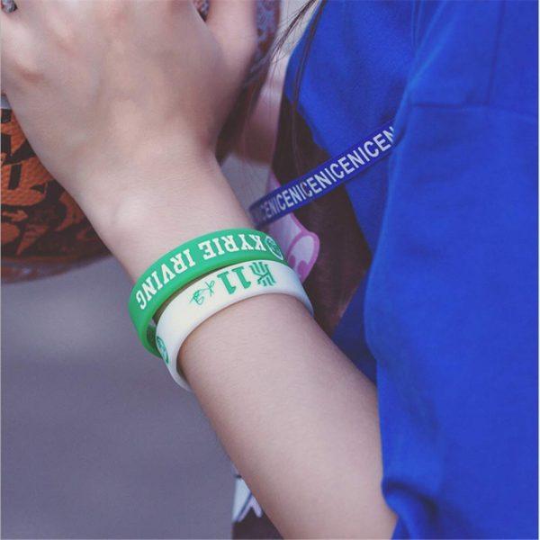 Kyrie Irving silicon wristband (4)