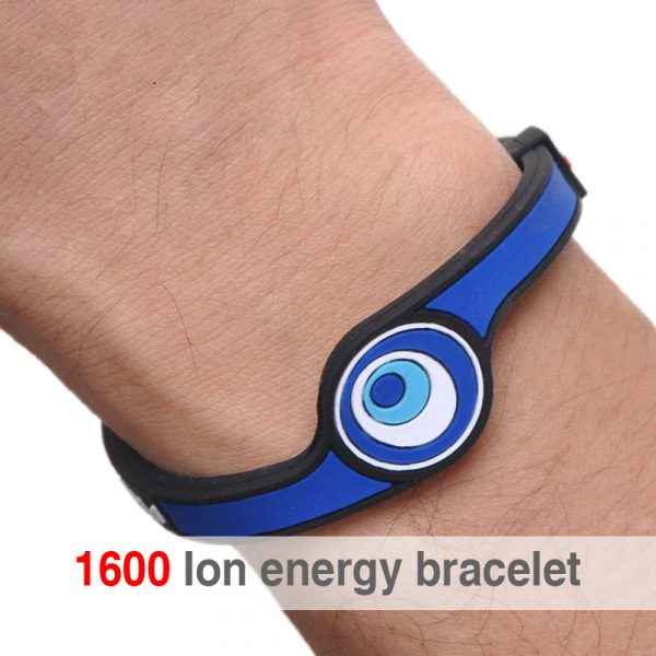 Negative ion Silicone Bracelet (2)
