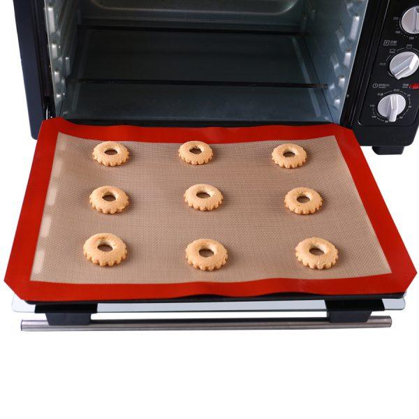Silicone Baking Mats Set (3)