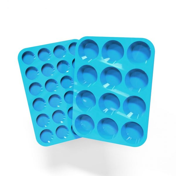 Silicone Muffin and Cupcake Pans (5)
