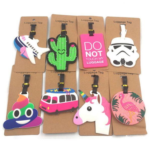 Star Wars Luggage Tags (2)