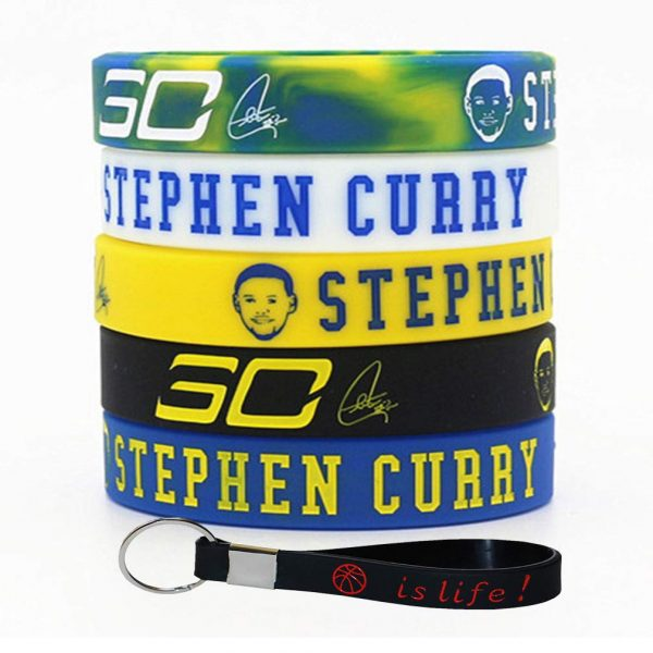Stephen Curry Silicone Bracelet (4)