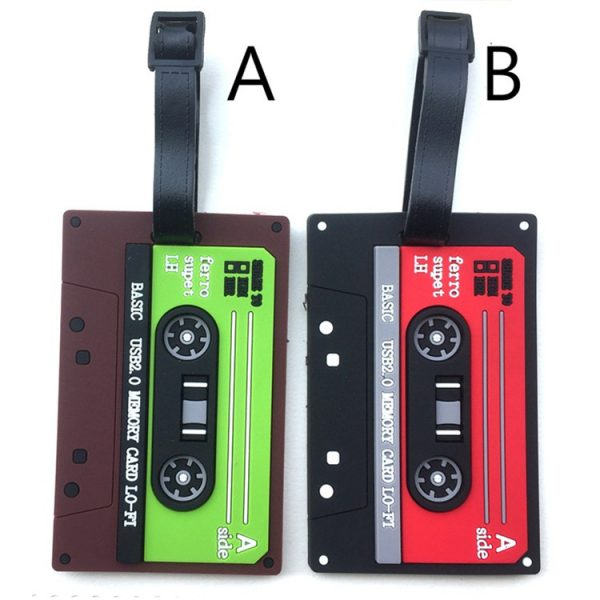 cassette luggage tag (1)