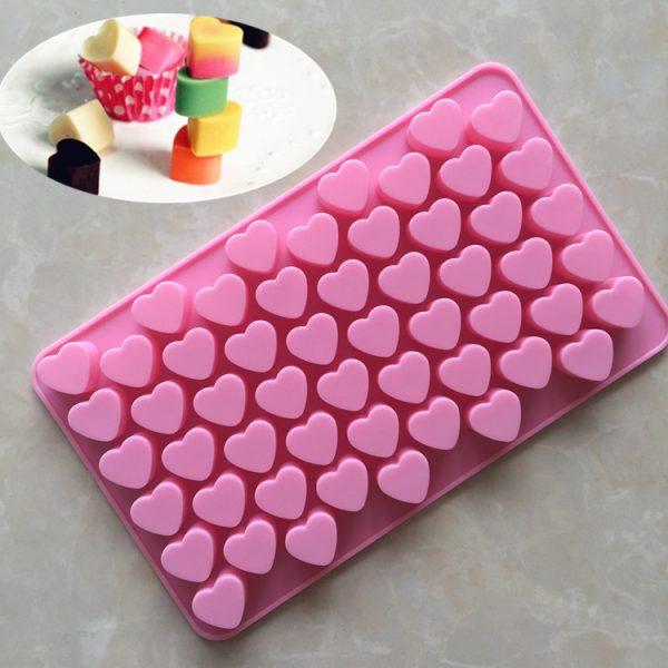 55 Mini Heart candy mold (3)
