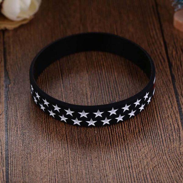 America flag Bracelet (5)