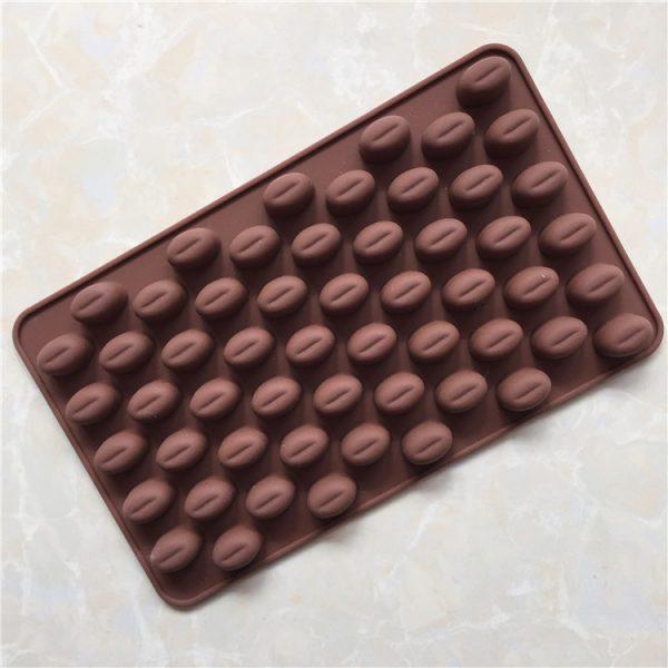 Coffee Beans Chocolate Mold (1)
