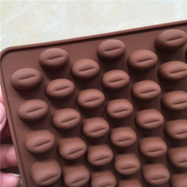 Coffee Beans Chocolate Mold (5)