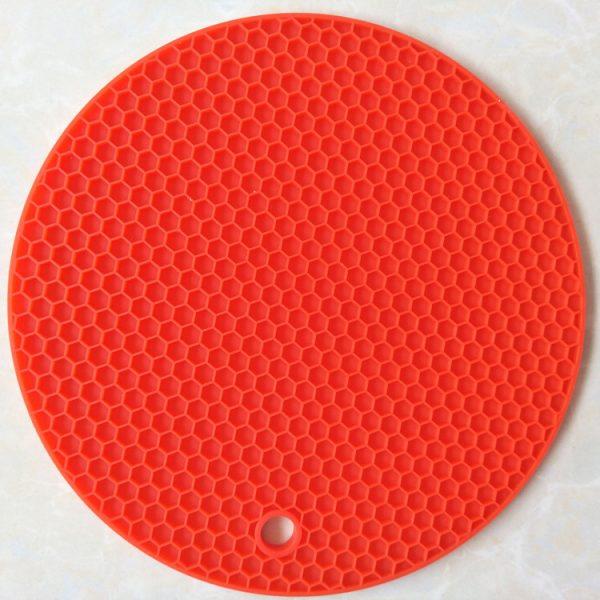 Honeycomb silicone mat (2)