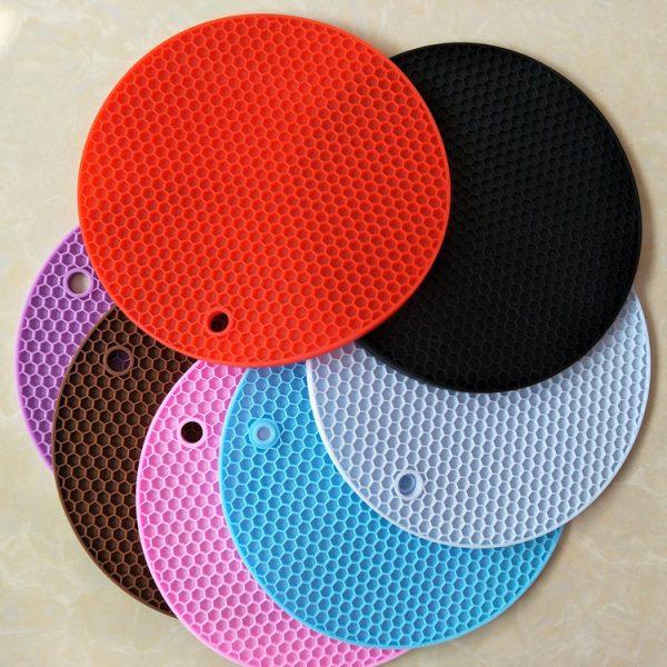 Honeycomb silicone mat (3)