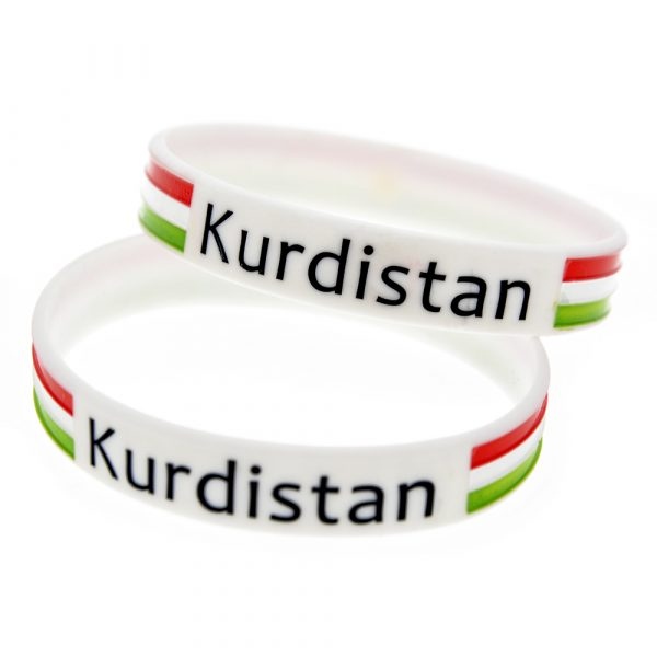 Kurdistan Flag wristband (5)