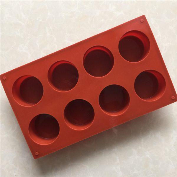Round Cylinder Silicone Mold (2)