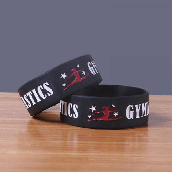 Silicone Dancer Wristbands (2)