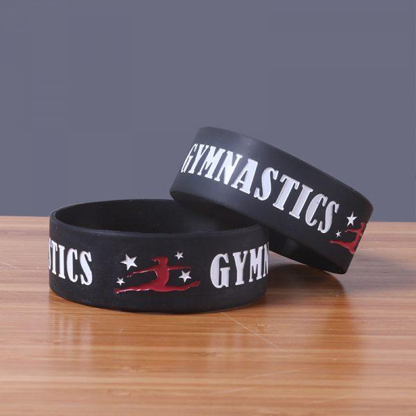 Silicone Dancer Wristbands (3)