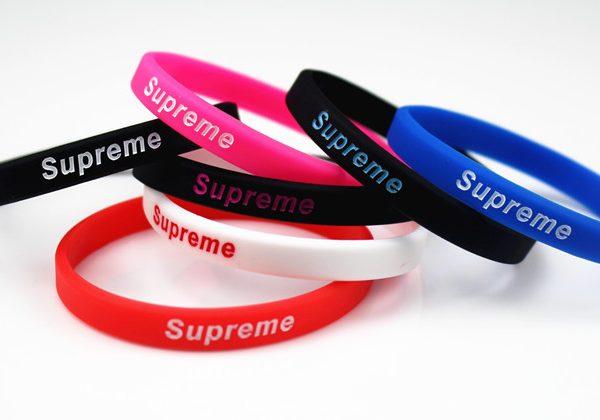 Slim silicone wristband (5)