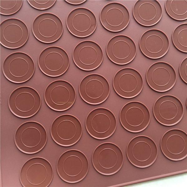 silicone Macarons mat (1)