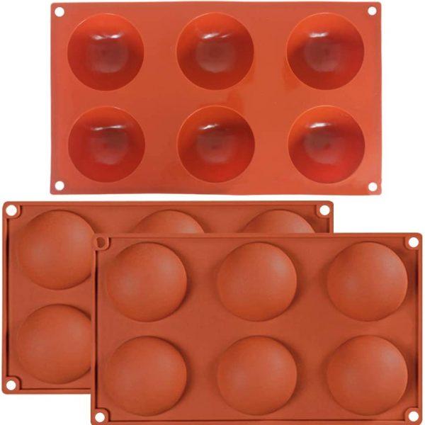 Semicircle Silicone Mold (3)