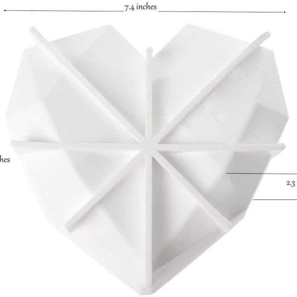 Diamond Heart mold (1)