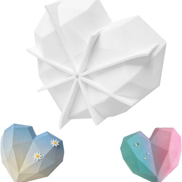 Diamond Heart mold (3)