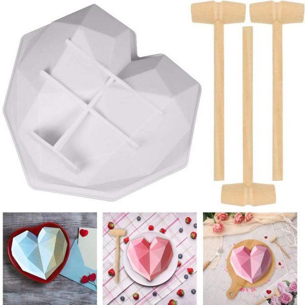heart Baking Pan (2)