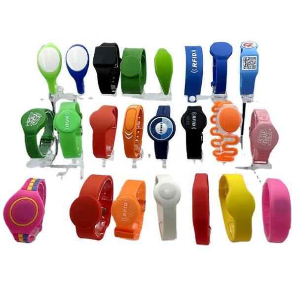 Silicone Chip Wristband (5)